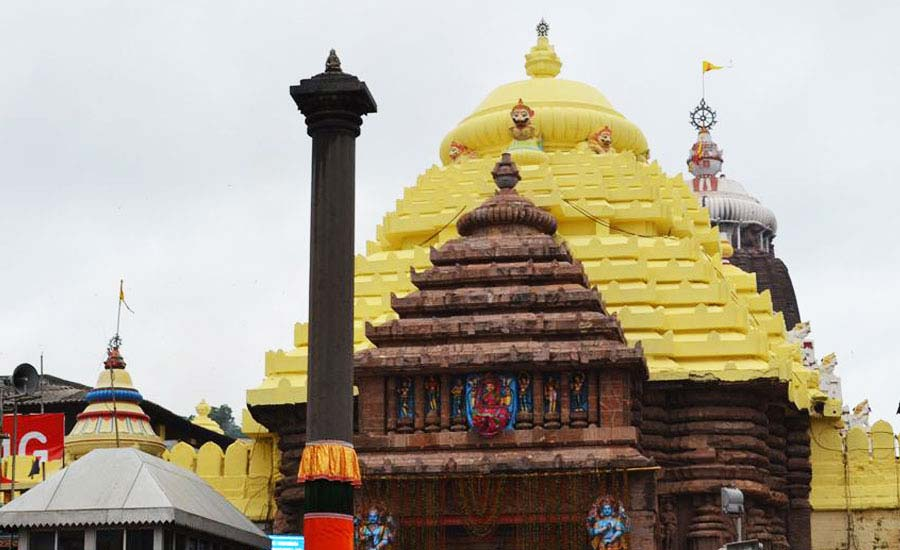Image result for jagannath temple arun staba